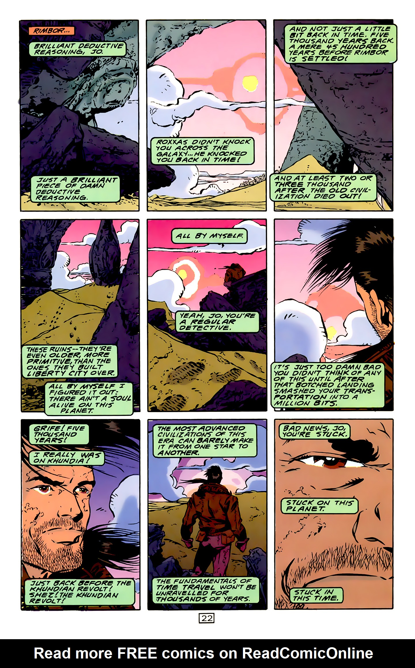 Legion of Super-Heroes (1989) 15 Page 22