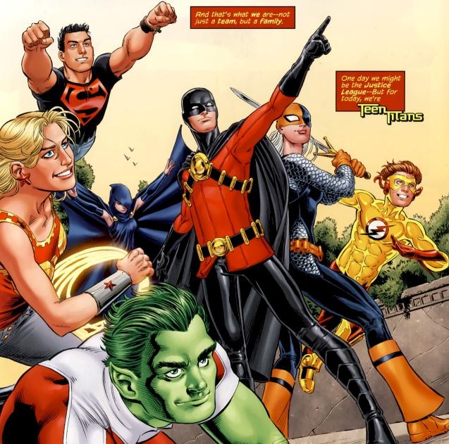 Asal-Usul Teen Titans, Kelompok Superhero Remaja dari DC Comics