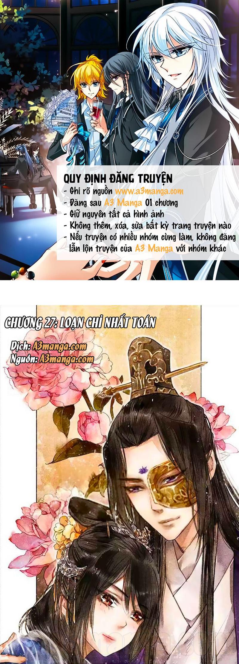 Thần Y Đích Nữ Chap 27