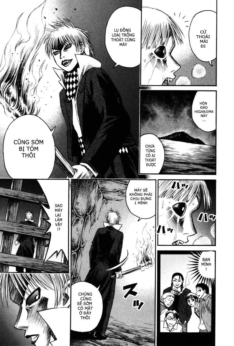 Higanjima chapter 63 trang 13