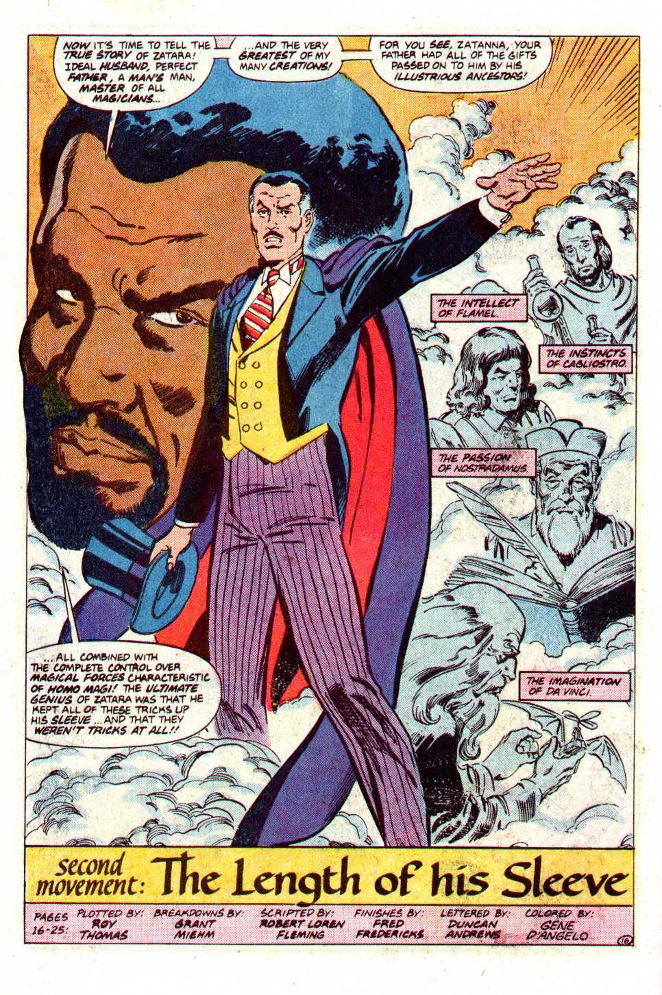 Read online Secret Origins (1986) comic -  Issue #27 - 17
