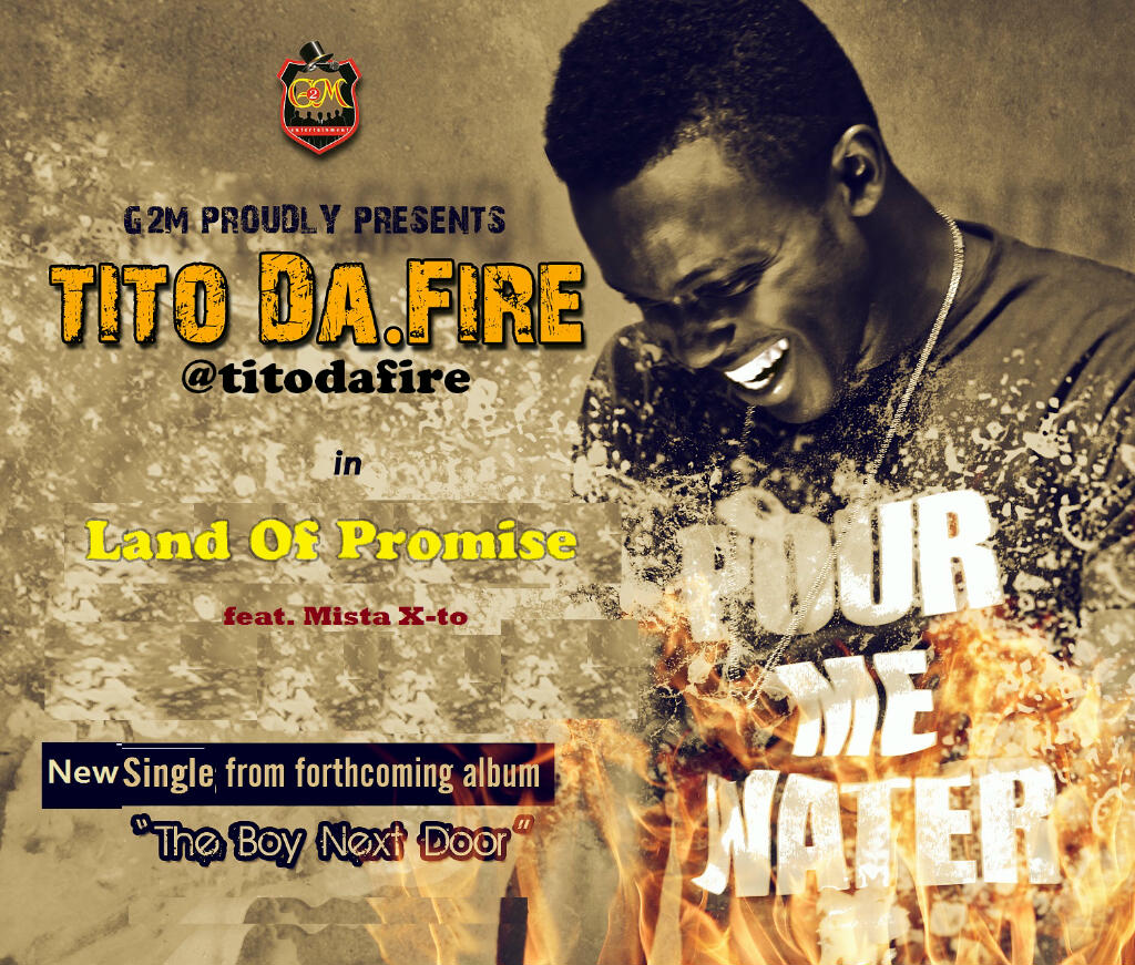 Aboki Lyrics: Lyrics: Tito Da Fire – Land of Promise ft  Mista Xto
