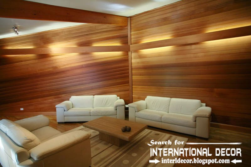 decorative wood wall panels and paneling for walls with led lights