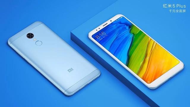 Xiaomi Redmi 5 dan Redmi 5 Plus Segera Dijual di Indonesia