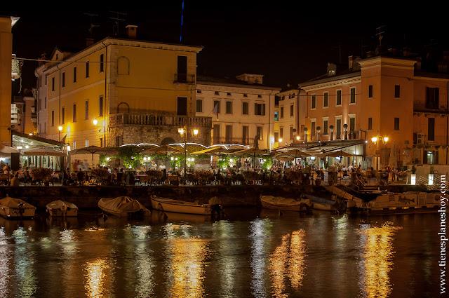 Visitar Peschiera di Garda viaje Italia