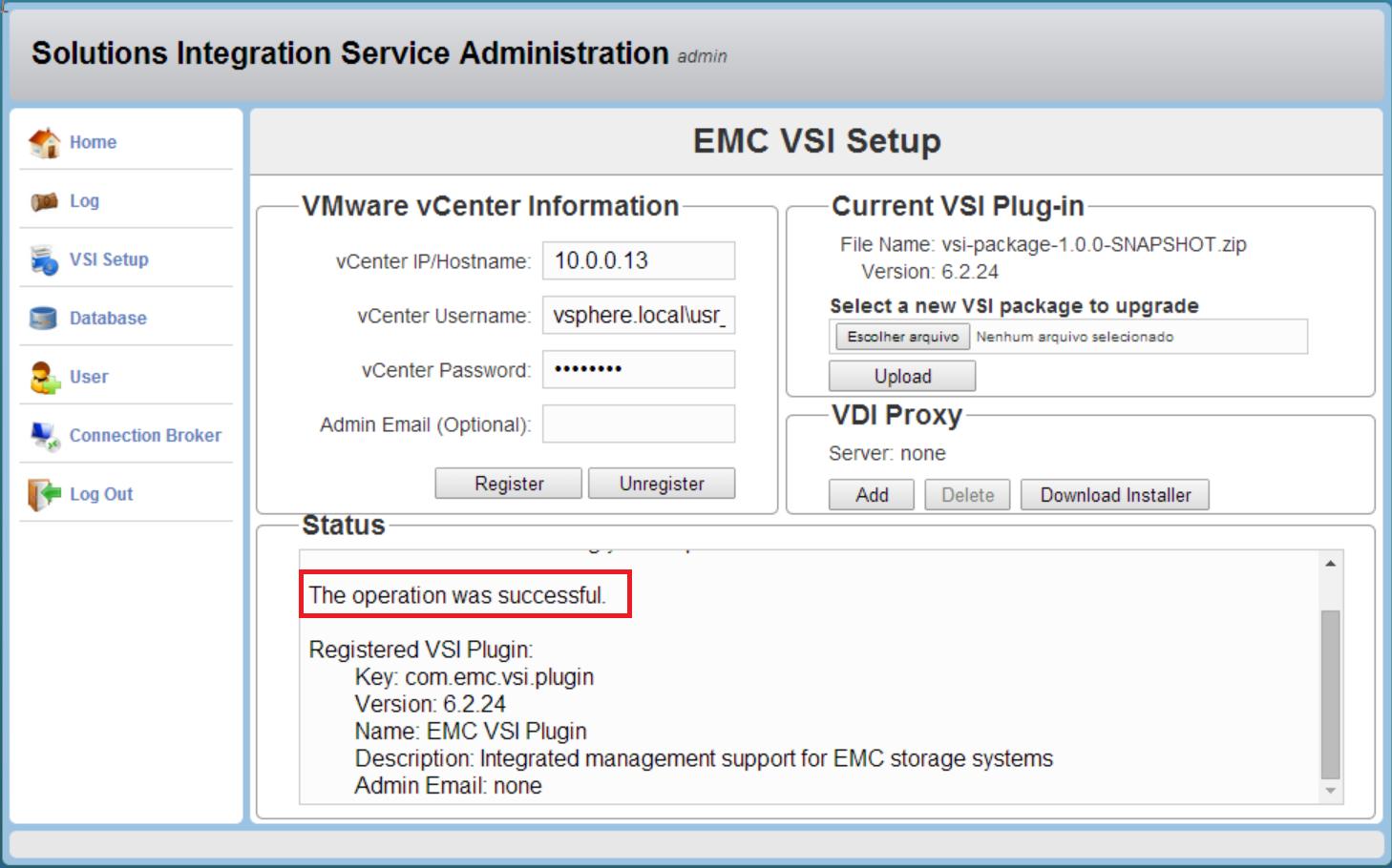 Vmware Brasil Emc Virtual Storage Integrator 6 2 Para