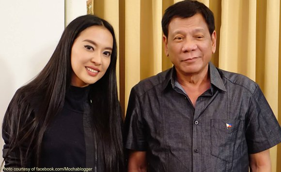 Mocha Uson appointed as Customs consultant