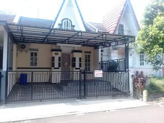 Rp.750 Jt Dijual Rumah Saip Huni Di Victoria Sentul City ( CODE : 256 )