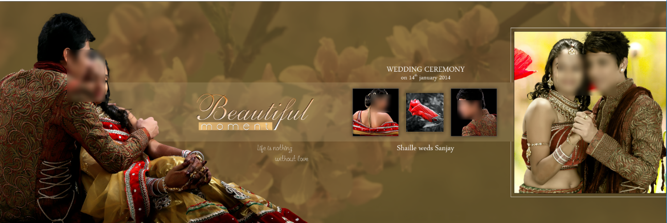 Wedding Album Design Psd Templates Free Download 12x36 Free