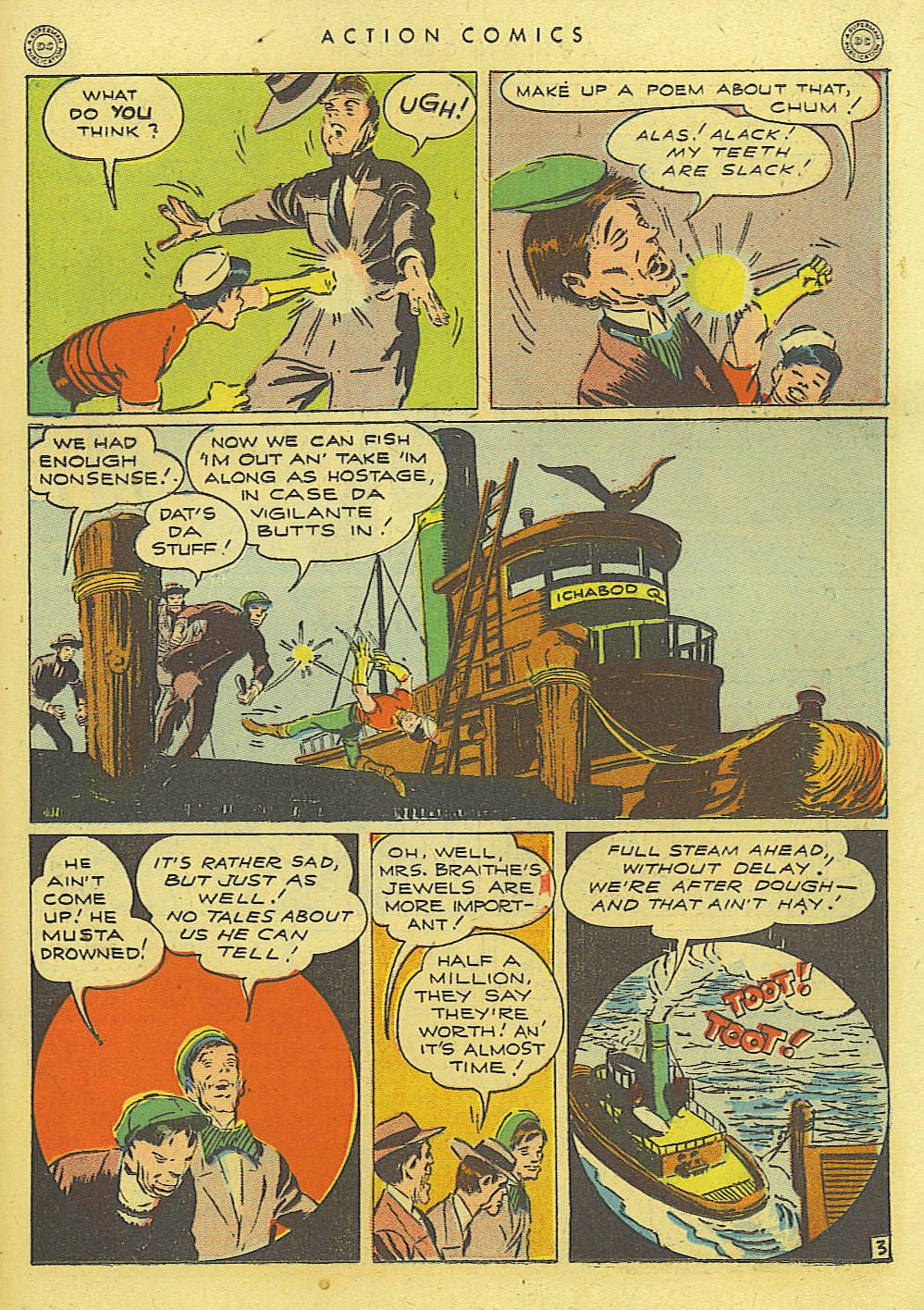 Read online Action Comics (1938) comic -  Issue #89 - 33
