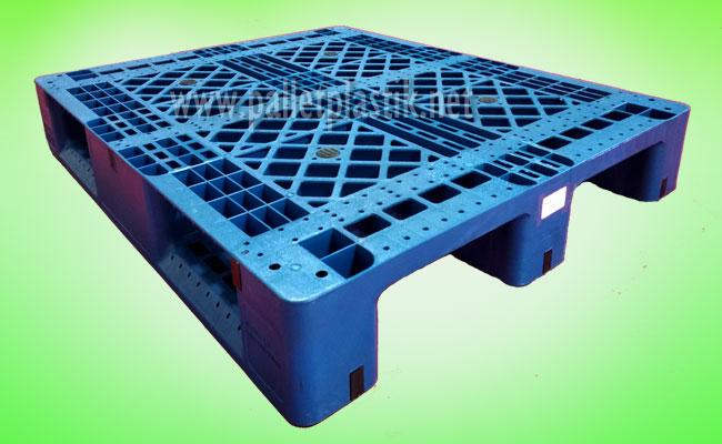 Pallet plastik HDPE murah bisa racking