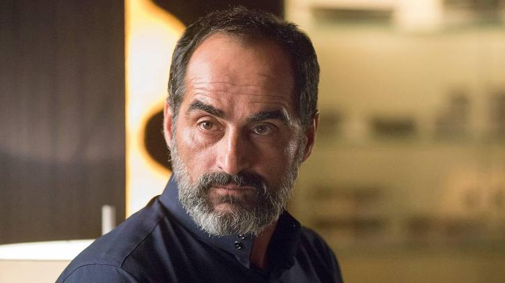 Legion - Season 2 - Navid Negahban Cast as Amahl Farouk