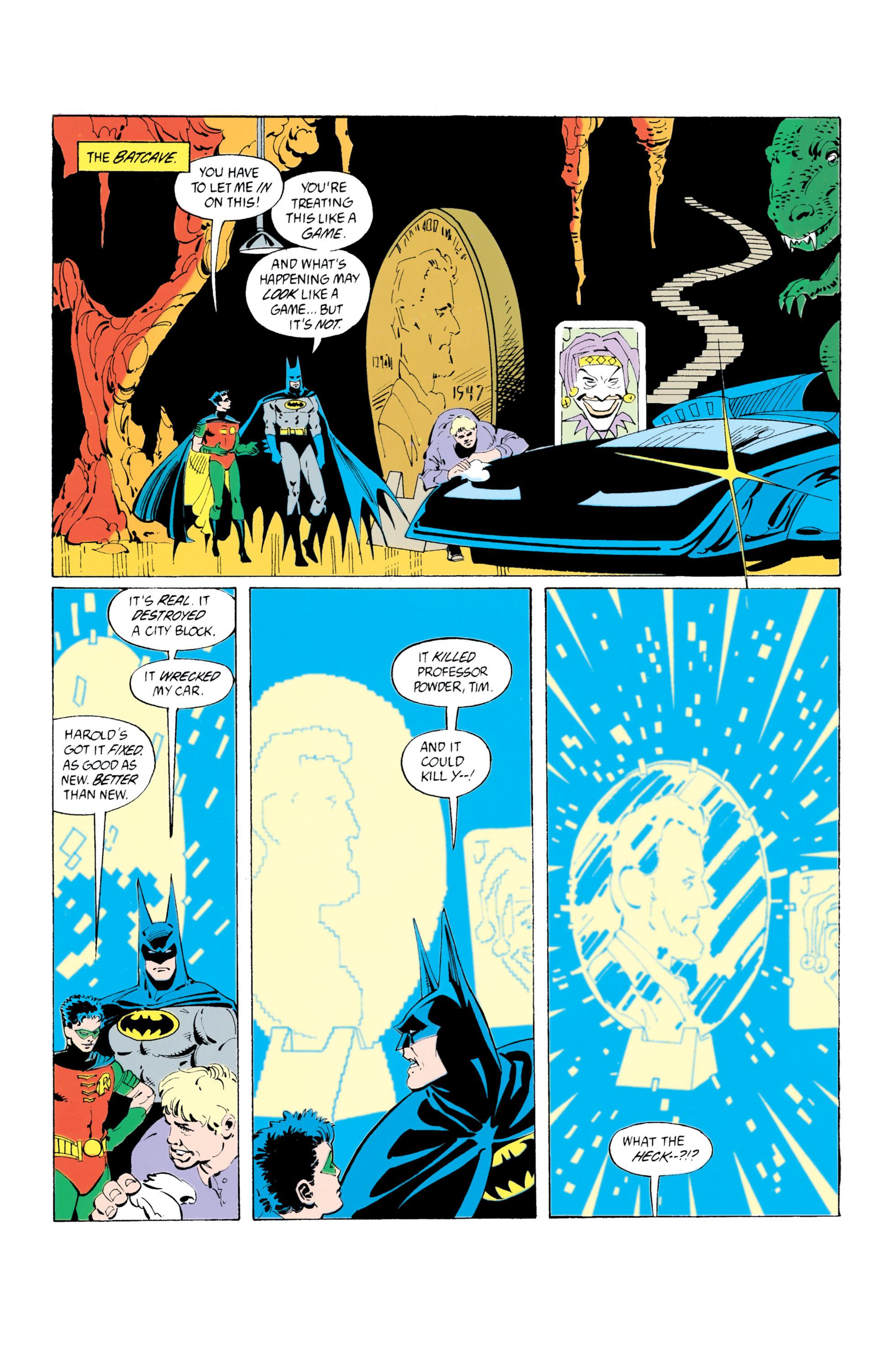 Detective Comics (1937) 636 Page 1