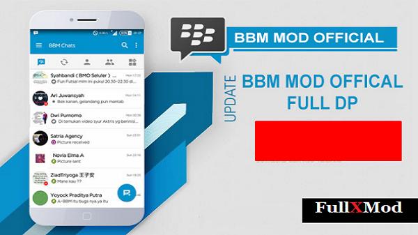 BBM Mod Official Terbaru