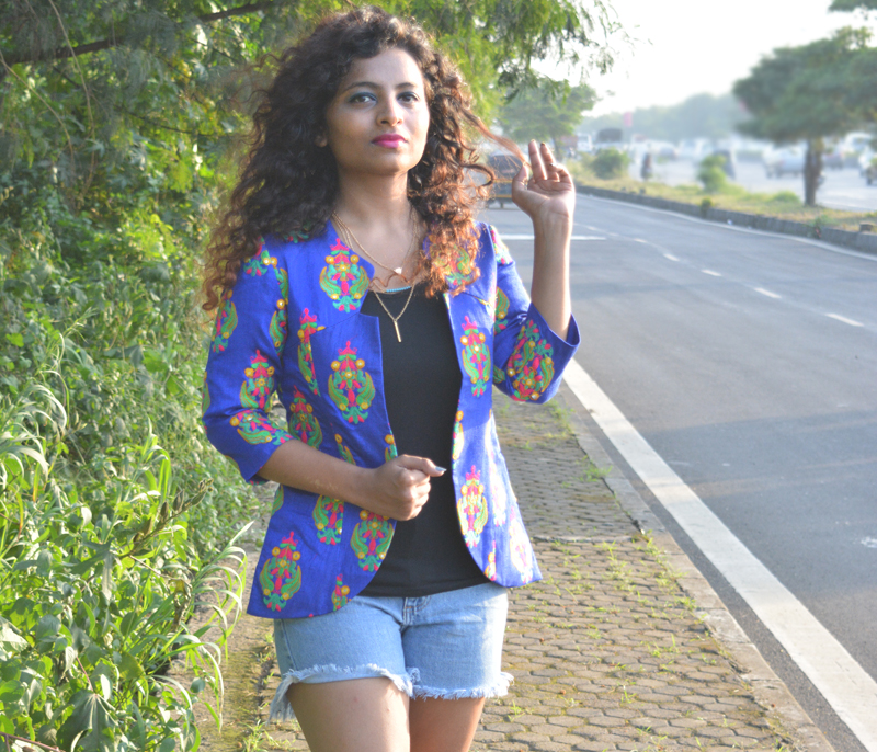 top indian fashion bloggers anisha shetty designs navratri dressing ideas