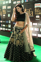 Shu Aiyappa Spicy Black CHoli Low Rise Ghagra ~  Exclusive 10.JPG