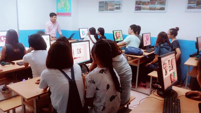Lớp học indesign tại hà nội khai giảng học tại yên hoà cầu giấy