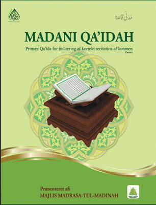 Download: Madani Qaidah pdf in Danish