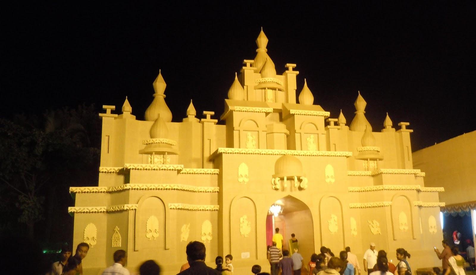 Just about everything durga puja parikrama kolkata 2011 durga pandal in salt lake kolkata thecheapjerseys Choice Image