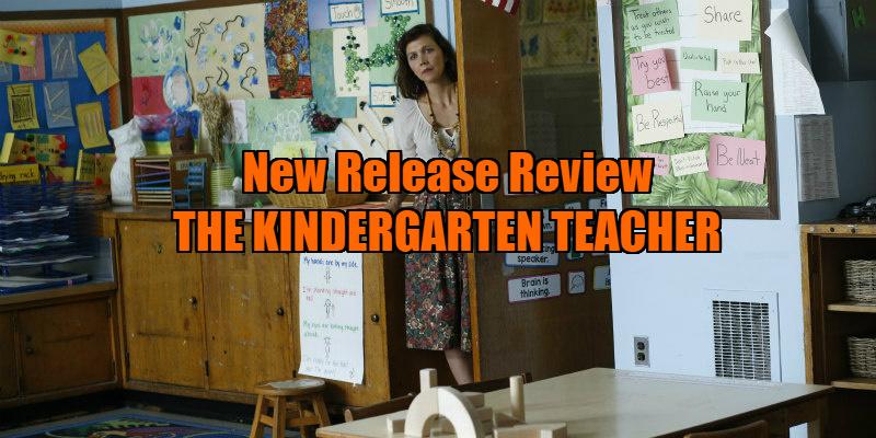 the kindergarten teacher review