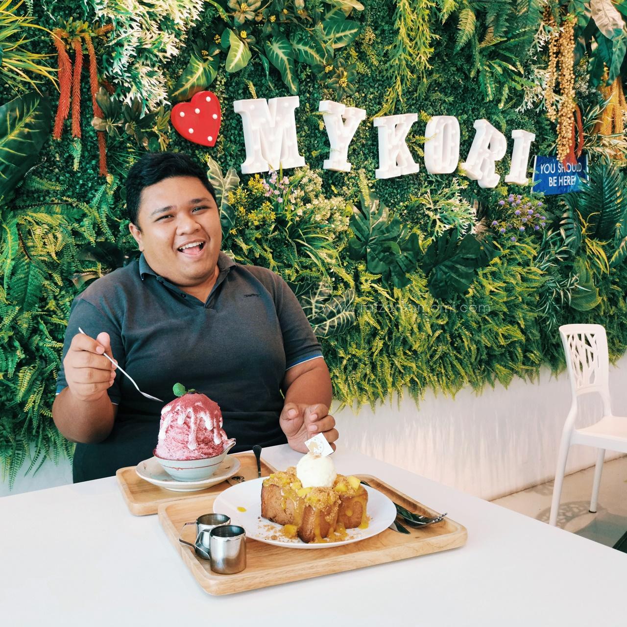 Mykōri Dessert Café - Mykori Dessert Cafe