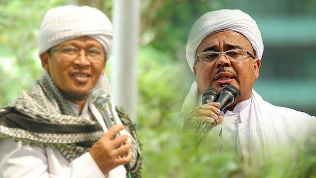 Aa Gym dan Habib Rizieq Lebih Jadi Panutan Dibandingkan Ulama NU dan Muhammadiyah