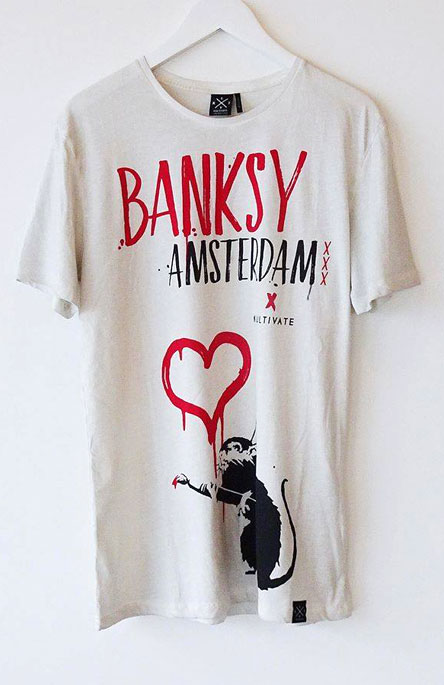 "5b1c2729f ""There are over 85 art pieces in the exhibition, which makes it the biggest  show of Banksy. What we are doing is to make the whole scenario a unique  and ..."