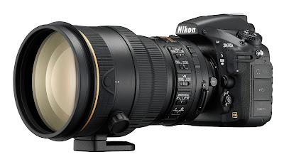 Nikon D810A Pro Astrophotography Camera