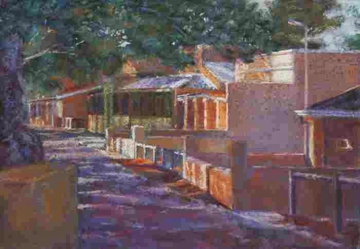 Южноафриканская художница. Jane Grierson