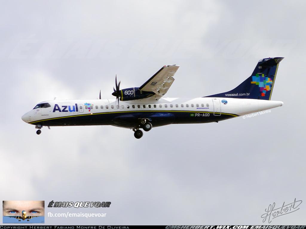 Azul retoma operações em Varginha com três voos semanais