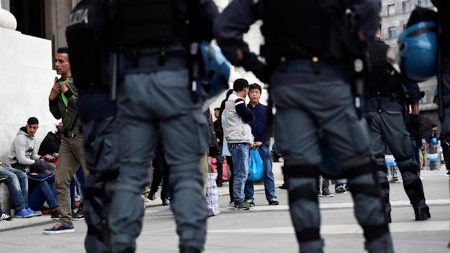 Ιταλία -Συνελήφθη συμμορίτης δήμαρχος, ο οποίος προωθούσε και διευκόλυνε την λαθρομετανάστευση