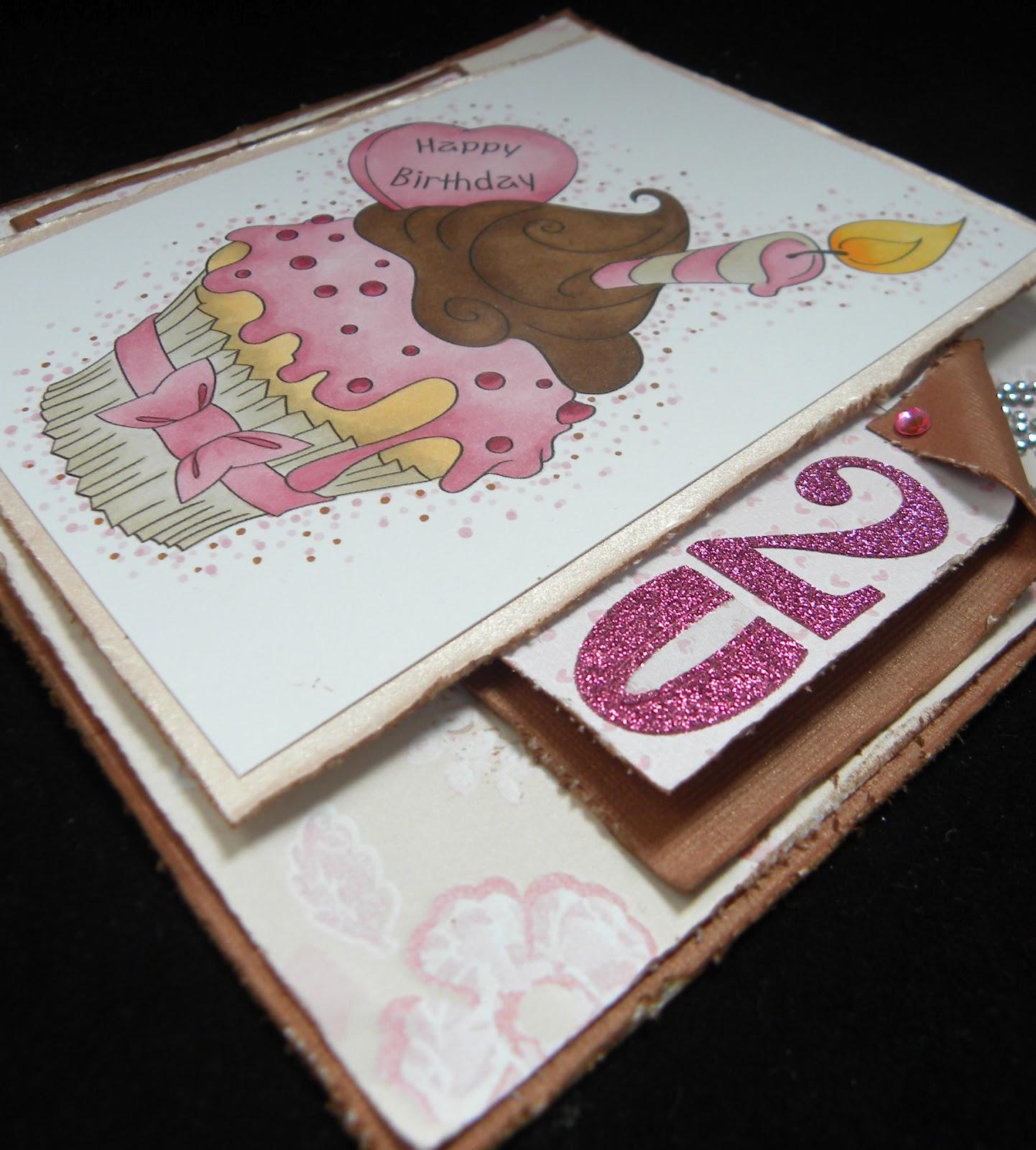 Suzy Q Crafts: Happy Birthday