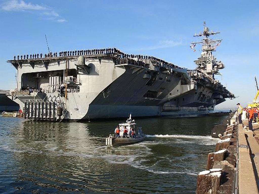 uçak gemisi 091