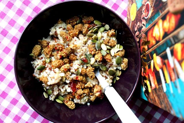 Beata Pawlikowska,kasza jaglana,śniadania świata,poradniki o żywieniu,katarzyna franiszyn luciano,tania książka,edipresse książki,z kuchni do kuchni,zdrowe śniadanie,fit śniadanie,