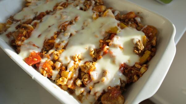 Gluten Free & Healthier Potato Lasagne Recipe