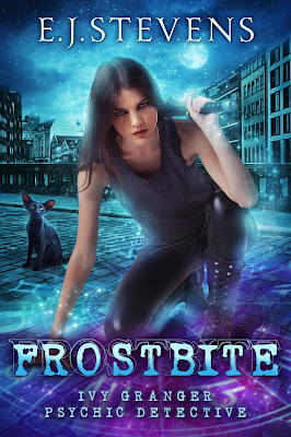 Frostbite Ivy Granger Psychic Detective Prequel Ghost Story