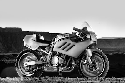 "Suzuki GSX-R 750 ""Major Tom"" by Icon 1000"