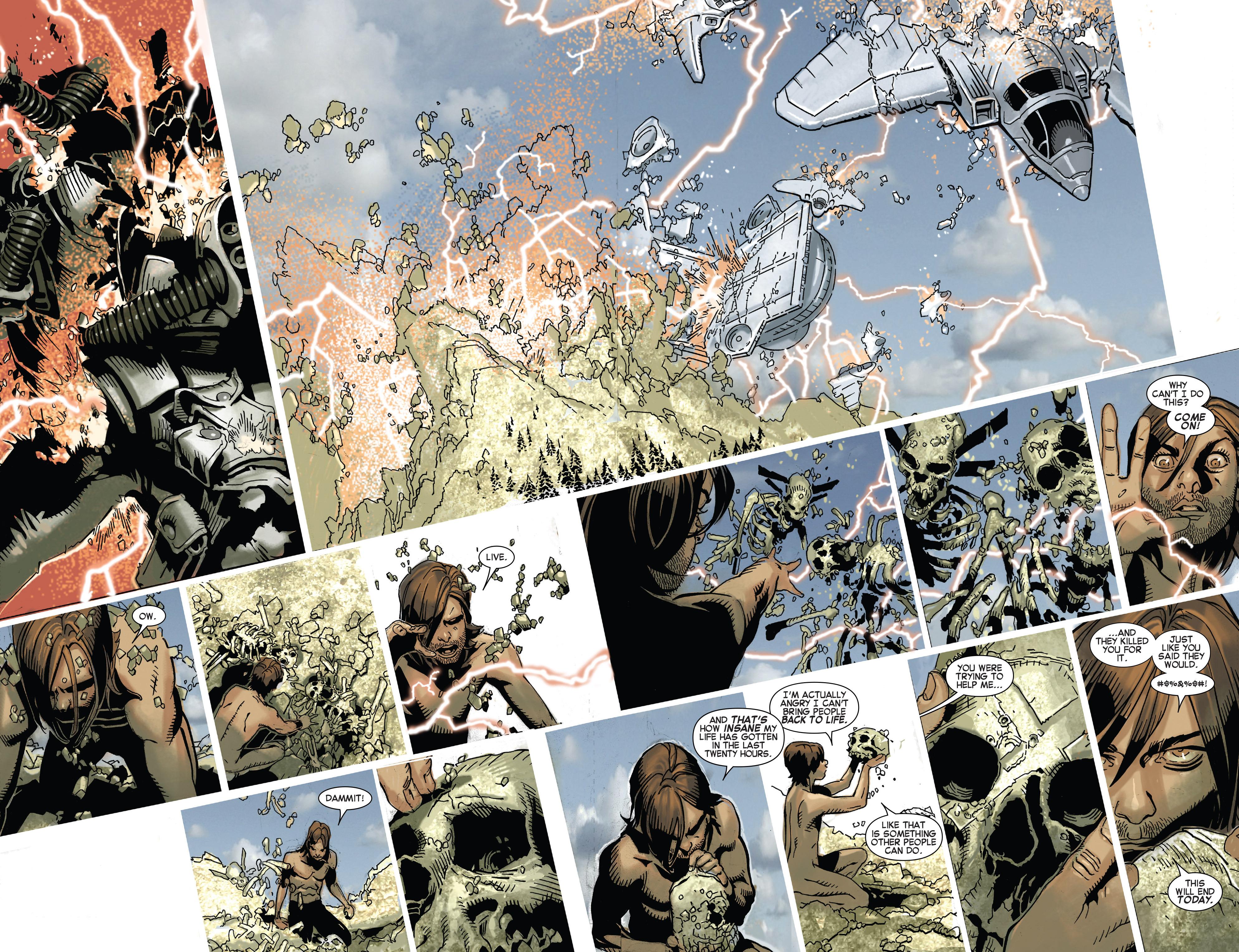 Read online Uncanny X-Men (2013) comic -  Issue # _TPB 5 - The Omega Mutant - 85