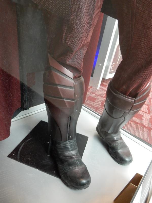 Magneto costume boots X-Men Apocalypse