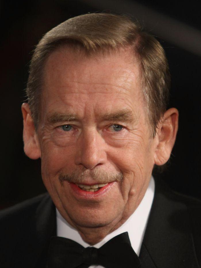 thonnamkuzhy: Former Czech President Vaclav Havel Passed away