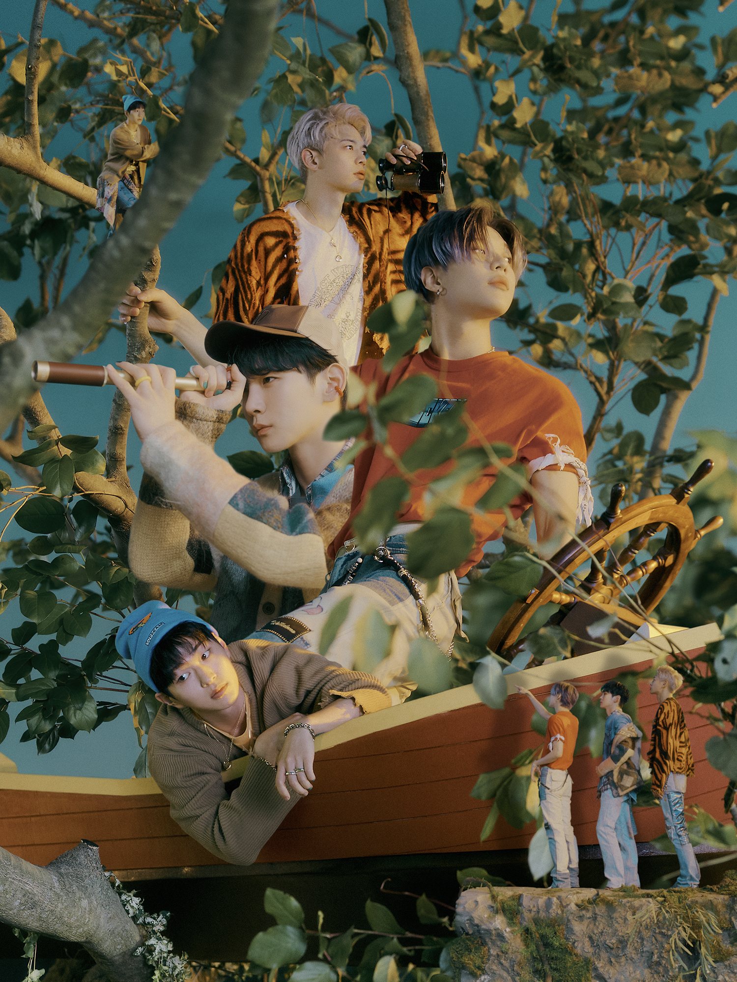 SHINee - Atlantis The 7th Album Repackage