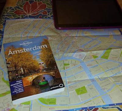 Haciendo un itinerario para visitar Amsterdam