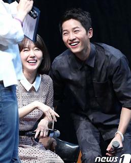 Kumpulan Foto Song Joong ki Terbaru