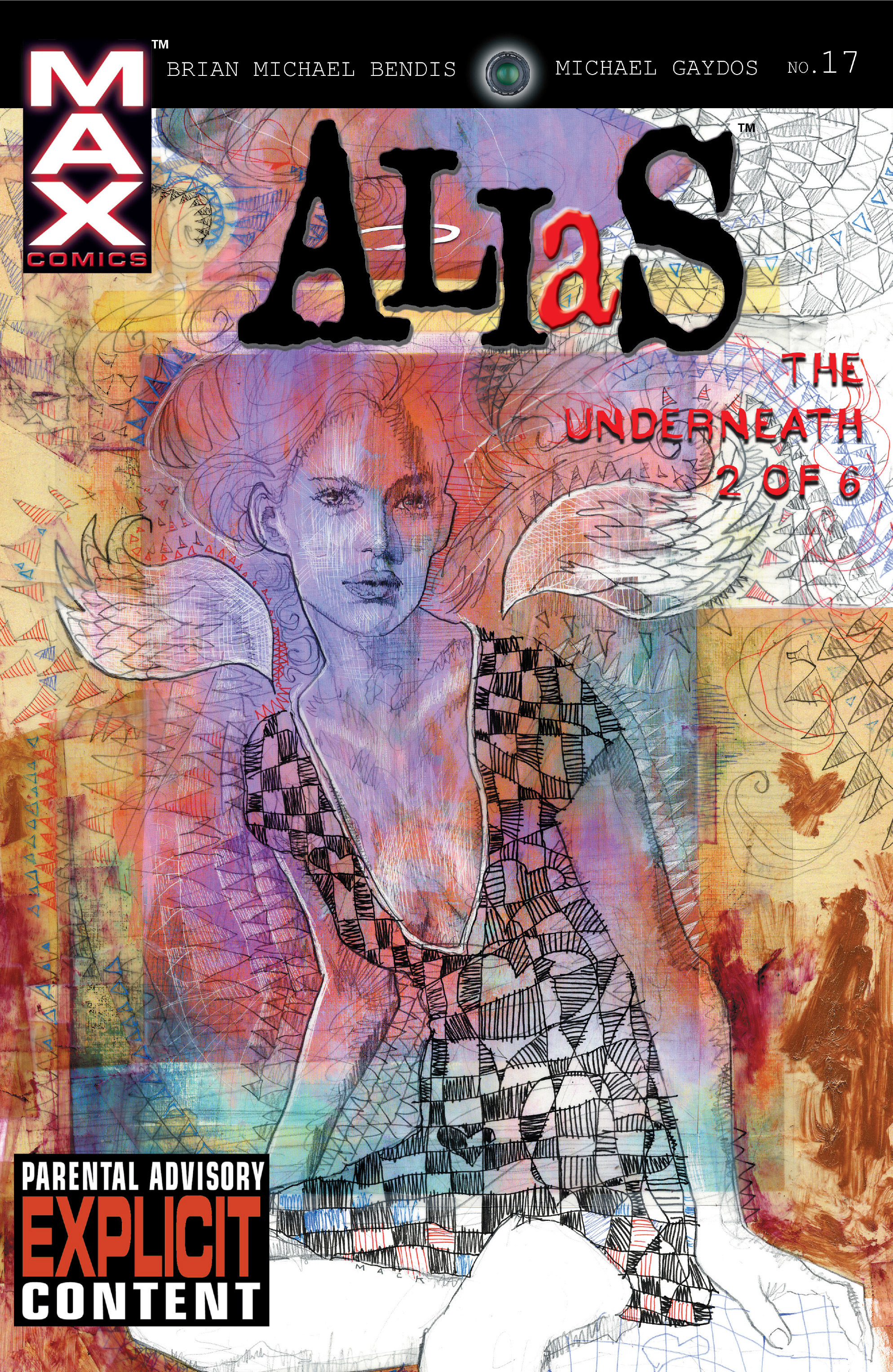 Read online Alias comic -  Issue #17 - 1