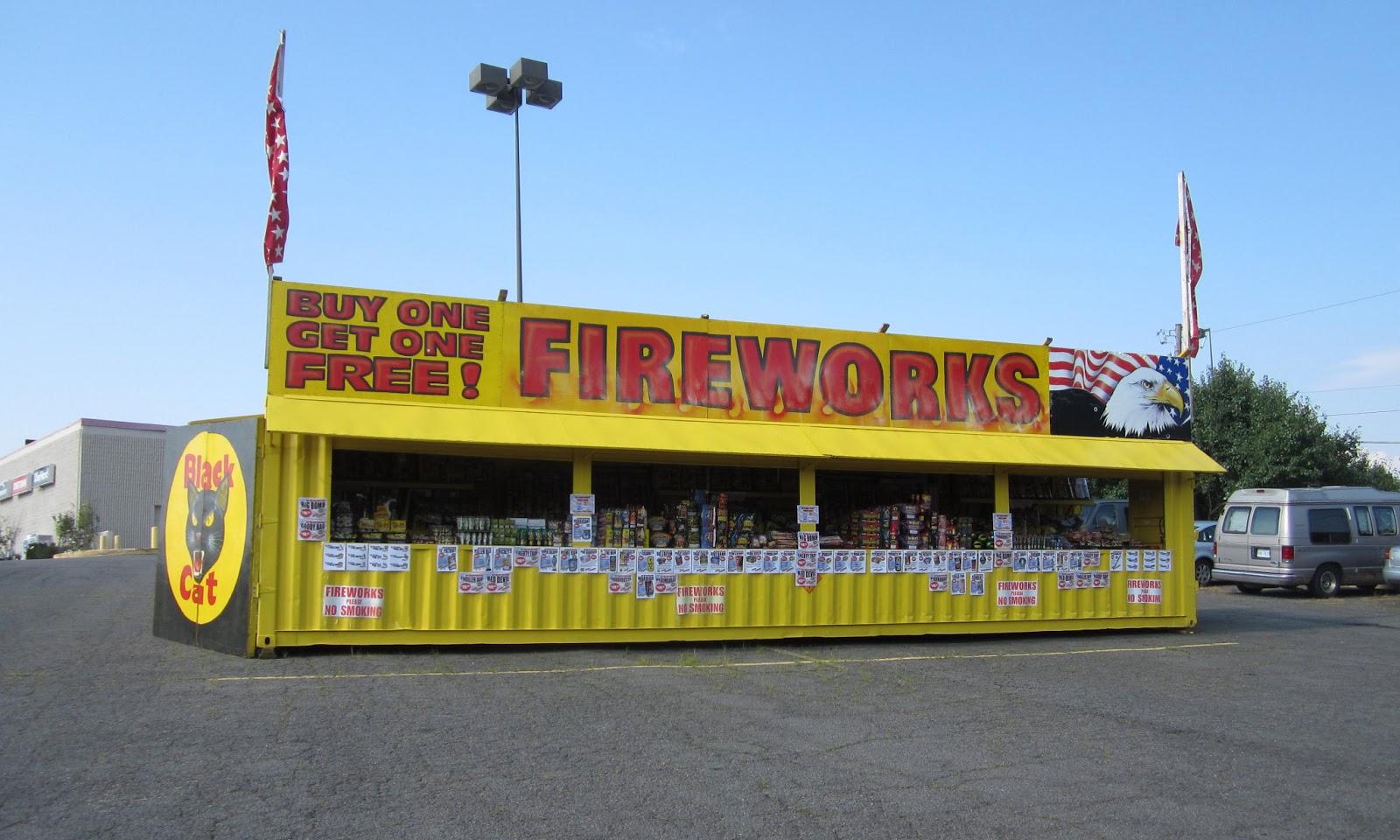 Black Cat Fireworks Sioux Falls