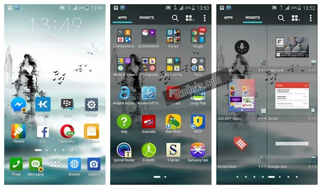 Download launcher android APK