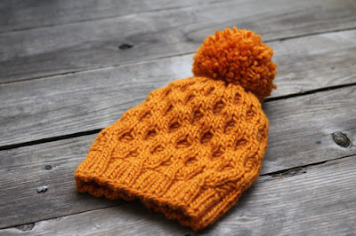https://www.etsy.com/listing/164976251/knit-hat-pattern-honeycomb-hat-winter