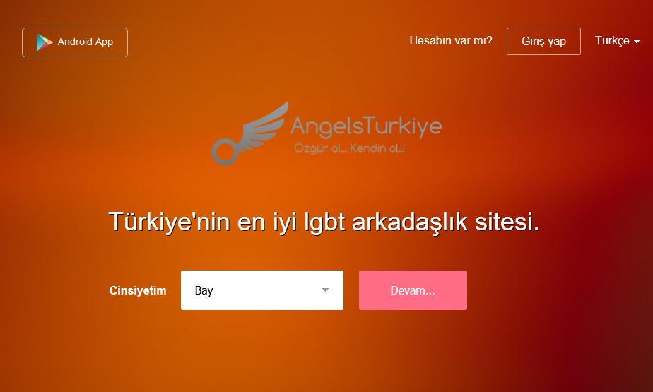 Lgbt Travesti arkadaşlık sitesi angelsturkiye