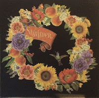 Seasons Album Cover Summer Clare Charvill My Creative Spirit Graphic 45