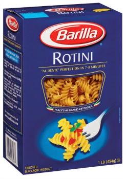 New Barilla Pasta Coupon and Scenario